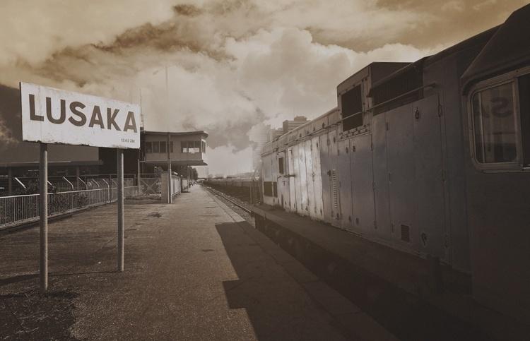 Fotobehang City Love CL62C Lusaka