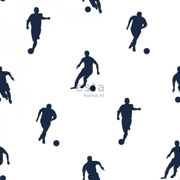 Esta College 138801 voetballers