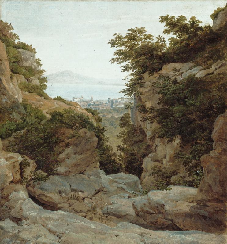 Dutch Painted Memories 8069 Italian Landscape III