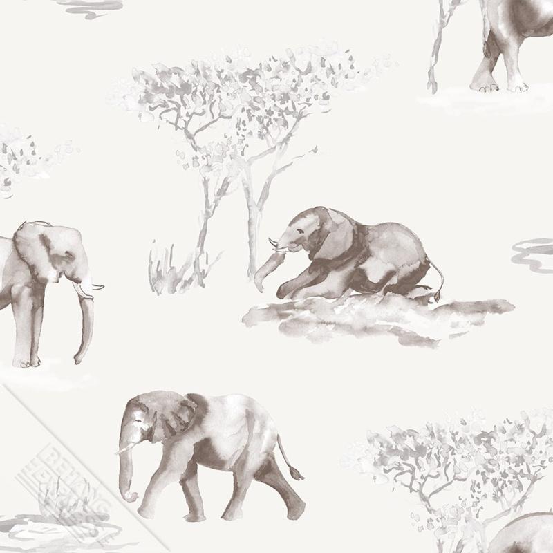 Behangexpresse Thomas - 27146 olifanten