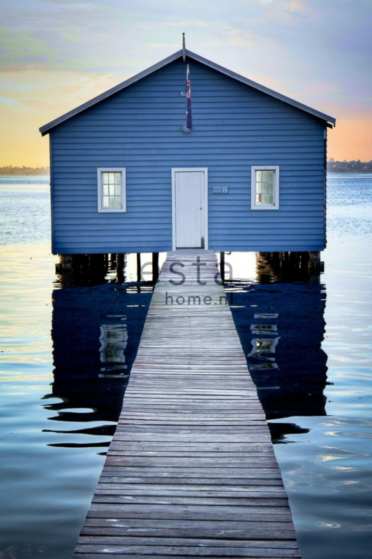 Esta Cabana 158611 photowallXL  boothuis