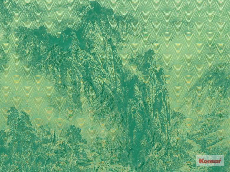 Komar Heritage HX8-013 Montagnes