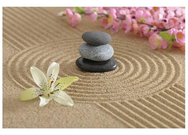 Fotobehang Zen tuin