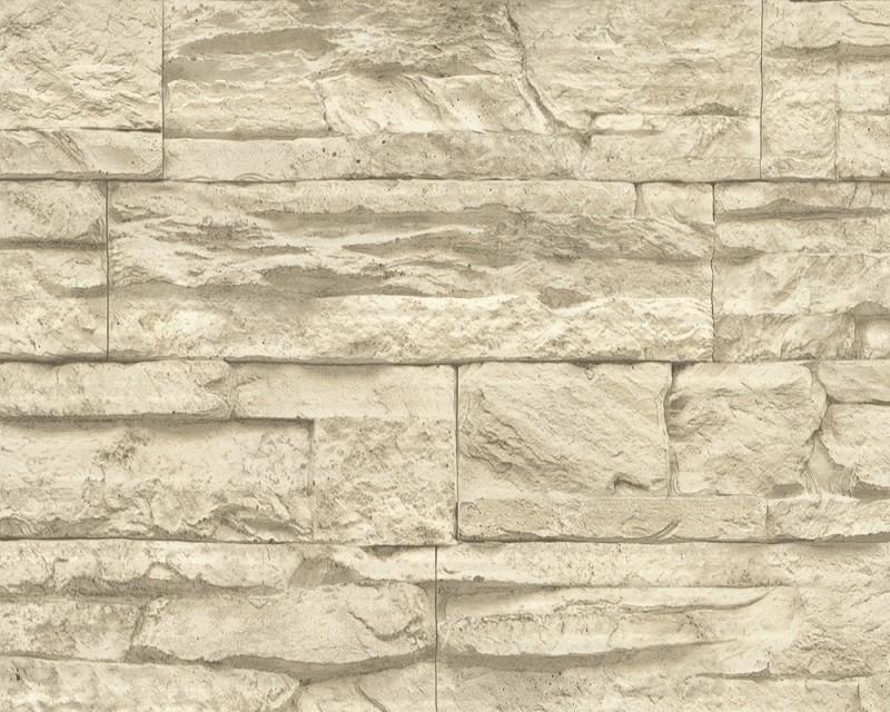 A.S Creation Wood `n Stone 7071-30 Steenbehang