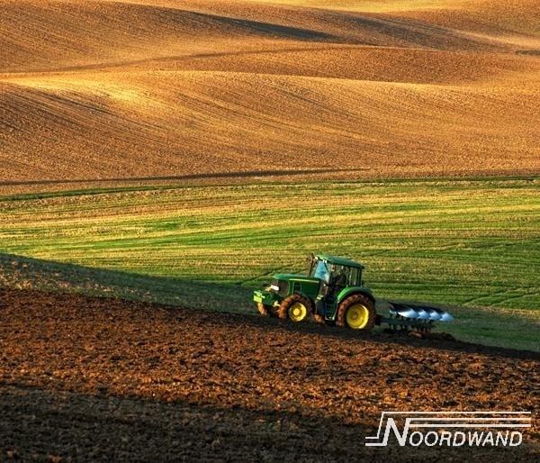 Fotobehang Noordwand Farm life 3750075 Fieldwork