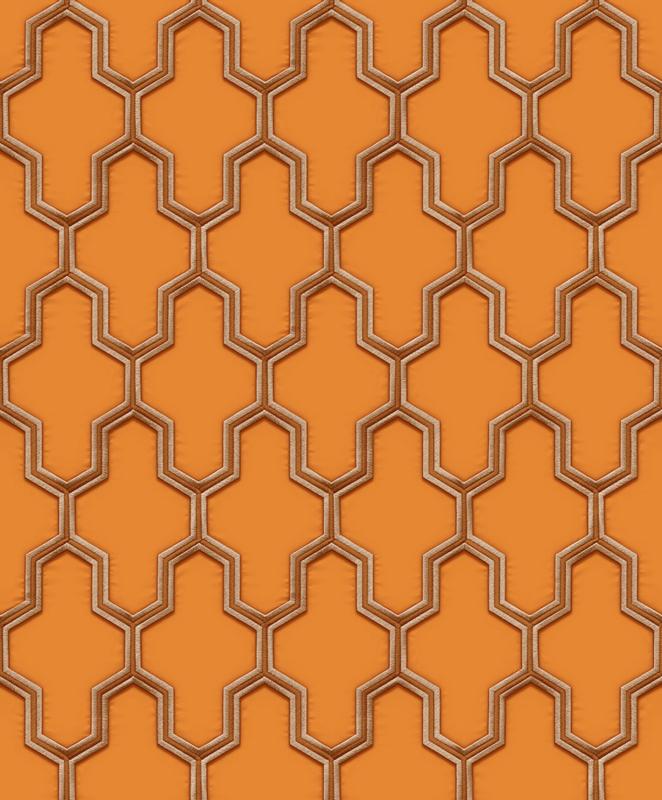 Dutch Wall Fabric WF121026