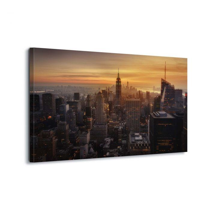 Canvasdoek New York