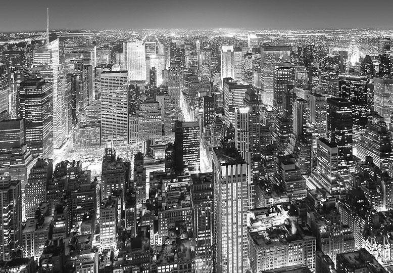 Fotobehang Idealdecor 00956 Midtown New York