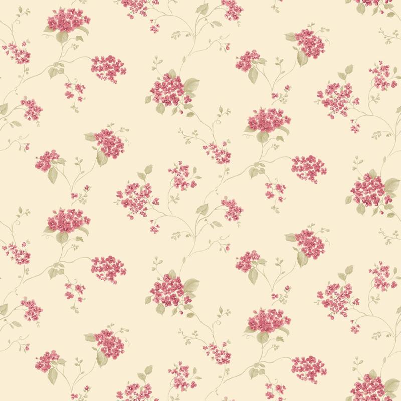 Galerie Miniatures G67868 bloemetjes behang