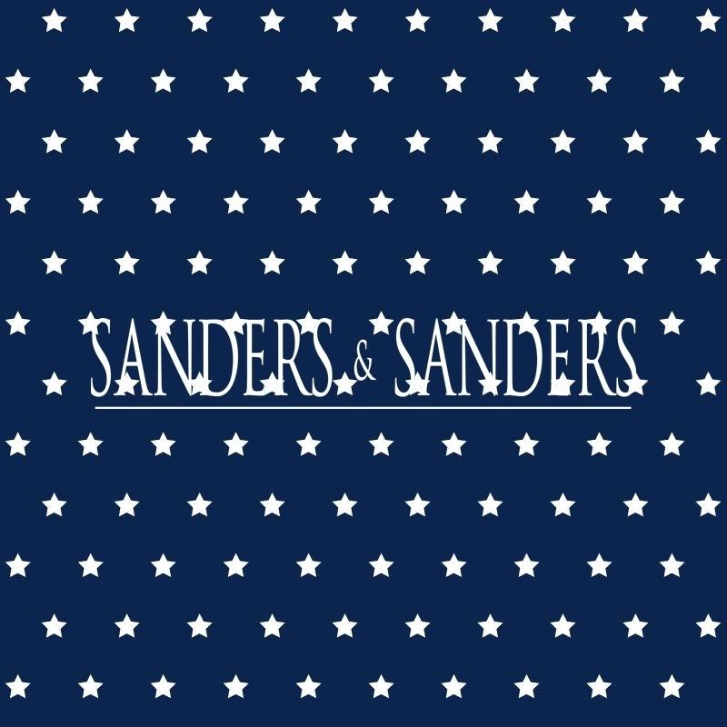 Behang Sanders & Sanders Trends&More 935225 sterren