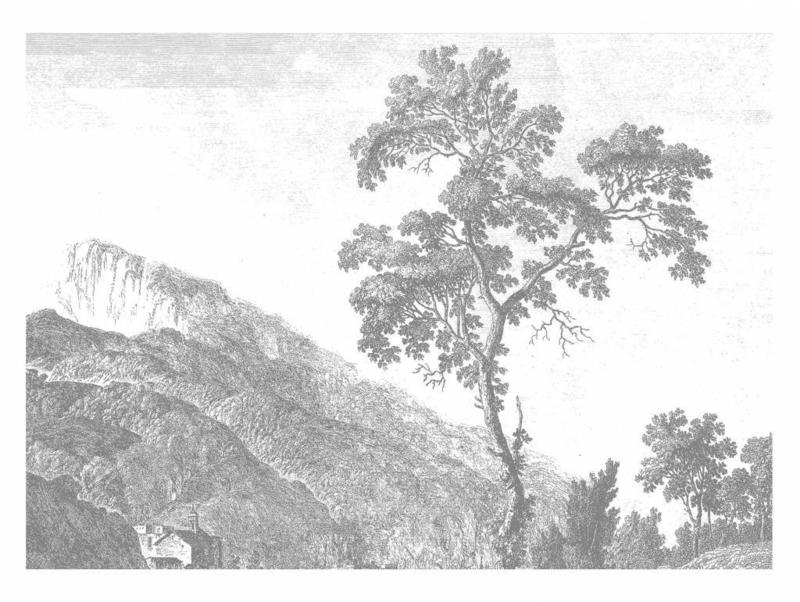 Kek Wonderwalls Engraved Landscapes WP-322