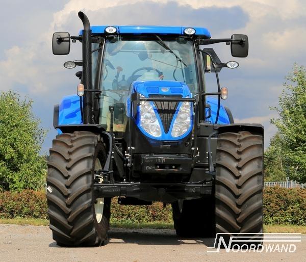 Fotobehang Noordwand Farm life 3750073 New tractor