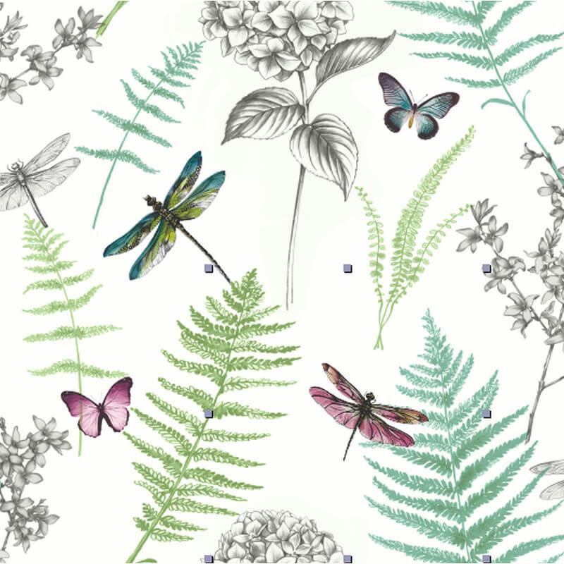 Arthouse 699704 Botanical Dragonfly