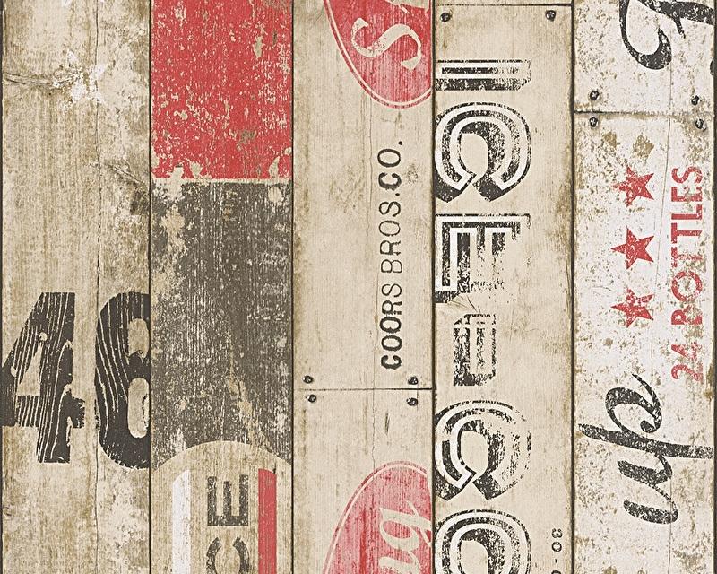 Kinderbehang AS Creation Boys and Girls 95950-1