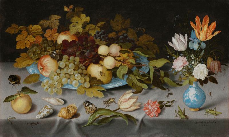 Dutch Painted Memories 8055 Flowers & Fruit