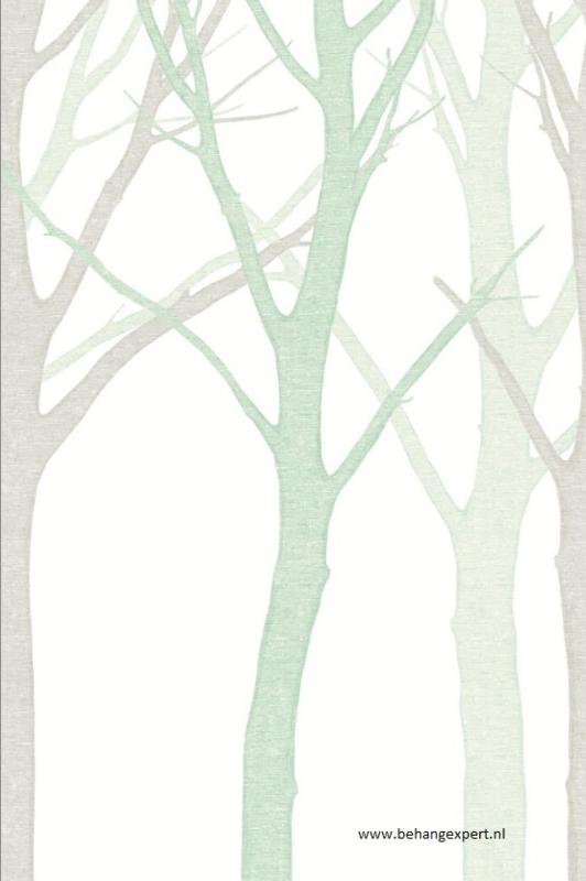 Eijffinger Wallpower Junior 364128 Green Tree