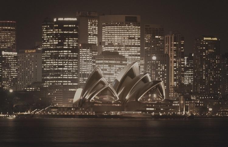 Fotobehang City Love CL71C Sydney
