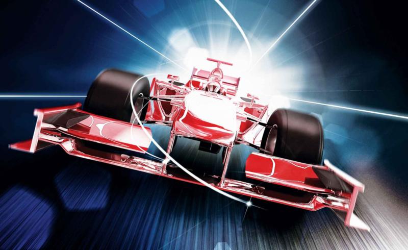 Fotobehang Formule 1.Fotobehang Formule 1 Wallart By Behangexpert Behang Koop