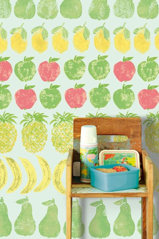 Eijffinger Wallpower Junior 364192 Fruity Green