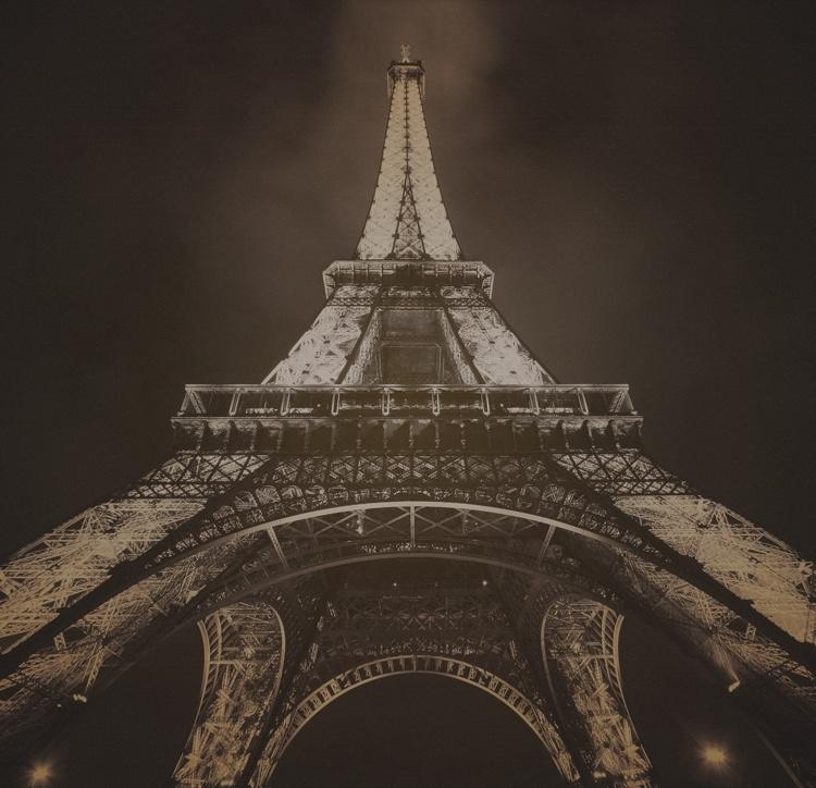 Fotobehang City Love CL05C Eiffeltoren