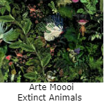 Arte Moooi Extinct Animals