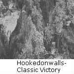 Behang Hooked on walls Classic Victory