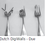 Dutch digiwalls due