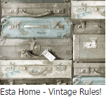 Esta home vintage rules