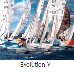 Evolution 5 fotobehang