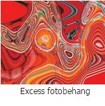 Excess Fotobehang