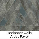 Behang Hooked on walls Arctic fever