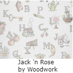 Hookedonwalls Jack 'n Rose by Woodwork