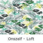 Behang onszelf loft