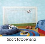 Sport fotobehang