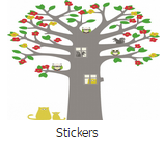 wandstickers
