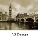AG Design fotobehang