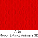 Arte Moooi Extinct Animals 3D
