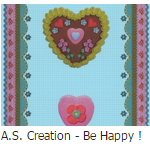 behang as creation be happy