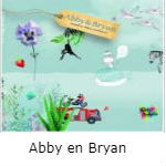 Behangexpresse Abby en Bryan