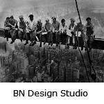 fotobehang bn design studio