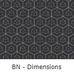 BN Dimensions by Edward van Vliet