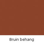 Bruin behang