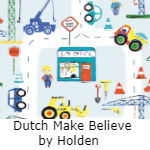 Dutch Make Believe by Holden