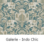 Galerie Wallcoverings Indo Chic