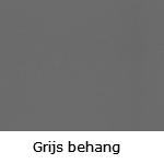 Grijs behang
