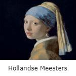 Hollandse Meesters fotobehang