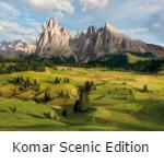 Komar Scenics Edition