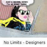 fotobehang no limits designers