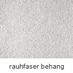 Rauhfaser behang