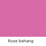 Roze behang